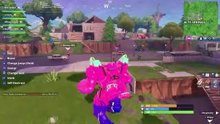 Fortnite battle royal how to get win