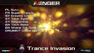 Vengeance Producer Suite - Avenger Expansion Demo: Trance Invasion