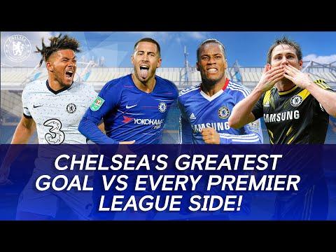 Chelsea's Greatest Goal vs EVERY Premier League Side!