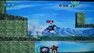 Target Test Lv1 15:83 sec Meta Knight Super Smash Bros Brawl