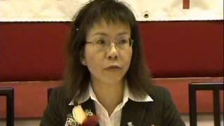 20050107, 多倫多基督教, 記者會, Toronto Christian group, media conference
