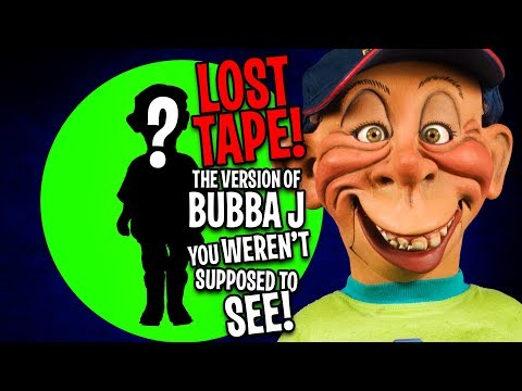 LOST TAPE! The Bubba J you WEREN'T supposed to see!  JEFF DUNHAM