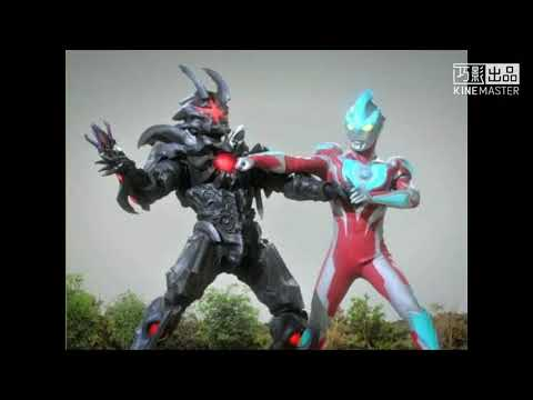 Legend Of Galaxy-Ultraman Ginga Theme Song