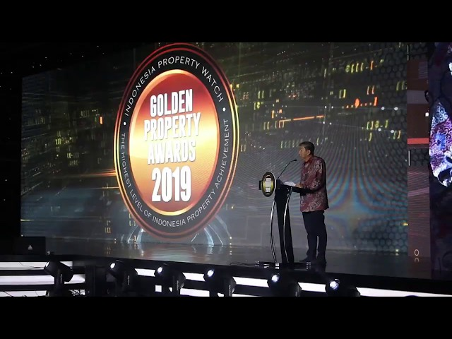 Kata Sambutan Golden Property Awards 2019 : Totok Lusida (Ketua Umum DPP Real Estate Indonesia)