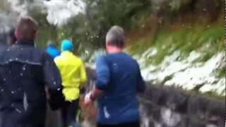 Luzern Half Marathon 2012 - 9km Mark