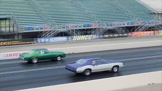 Buick, Oldsmobile, and Cadillac Nationals 2017