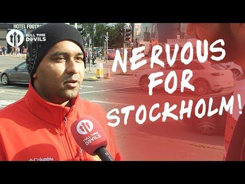 Aditya_Reds: Nervous For Stockholm! | Manchester United 2-0 Crystal Palace | FANCAM
