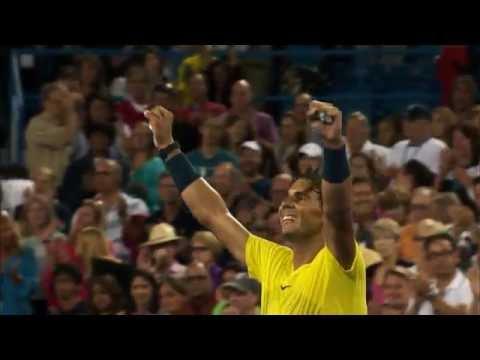 Nadal Rallies Past Federer In 2013 Cincinnati Classic Moment