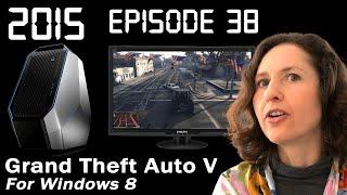 Diana Games Through Time #38 - Grand Theft Auto V (2015)
