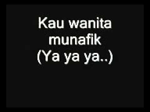 Lirik lagu SEJEDEWE WANITA MUNAFIK acoustic   YouTube 144p