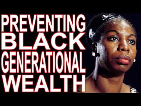"""More Phony """"Reparations"""" & Kamala Harris Took Nina Simone's Estate"""
