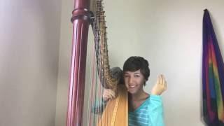 Rosalina 39 S Story Super Mario Galaxy Harp