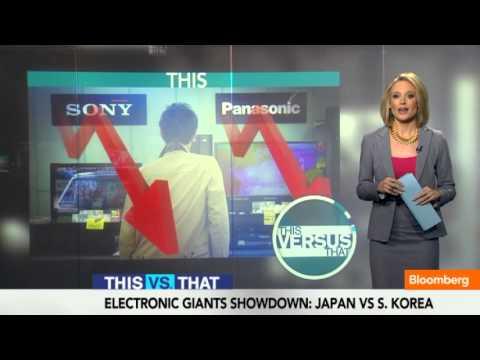 Electronic Giants Showdown: Japan Vs. South Korea