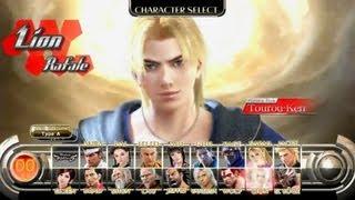 Playstation 3: Virtua Fighter 5 - LION - Full HD (1080p).