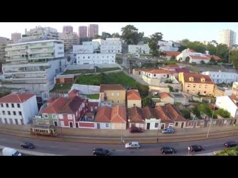 Porto, Lamas de Olo, Jou. Vistas Aérias