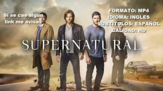 Temporada 12 de supernatural HD por mega