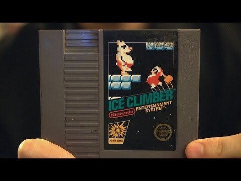 Ice Climber (NES) Mike & Bootsy