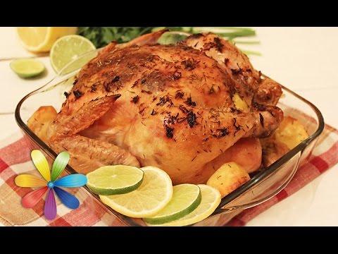 Запеченная курица с лимонным маслом - Все буде добре - Выпуск 616 - 11.06.15