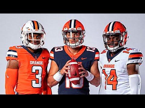 """Syracuse Orange Pump Up    2019-20 Season    """"I Love"""""""