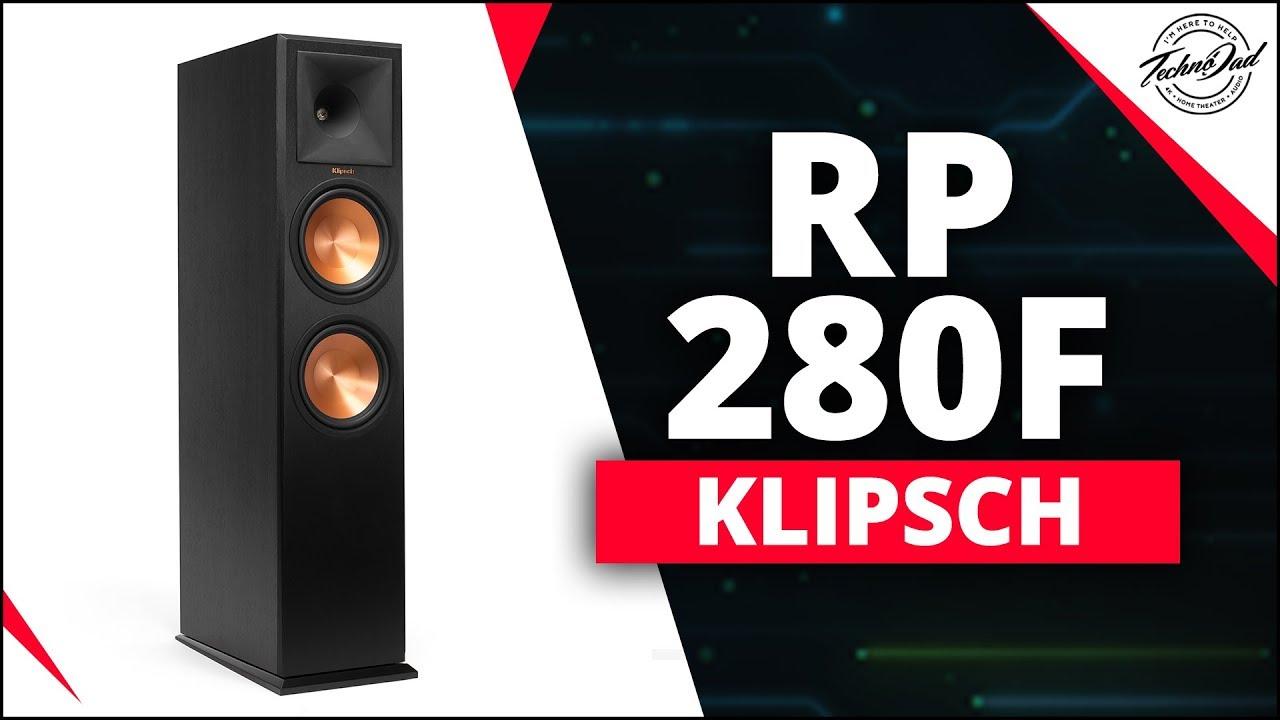 Klipsch RP-280F | Unbox & First Impressions