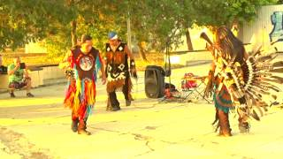The indian musicians in Anapa (Russia) - 16.08.2014 part 2