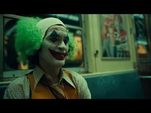 Joker Commits His First Crime    Train Scene