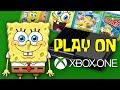 SpongeBob Games Playable on Xbox One Soon?