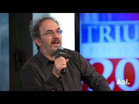 """robert smigel on """"triumph's election special 2016"""" 