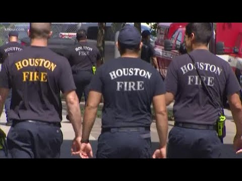 Houston firefighters receive pay raises as heated debate continues