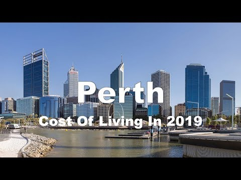 Cost Of Living In Perth, Australia In 2019, Rank 78th In The World