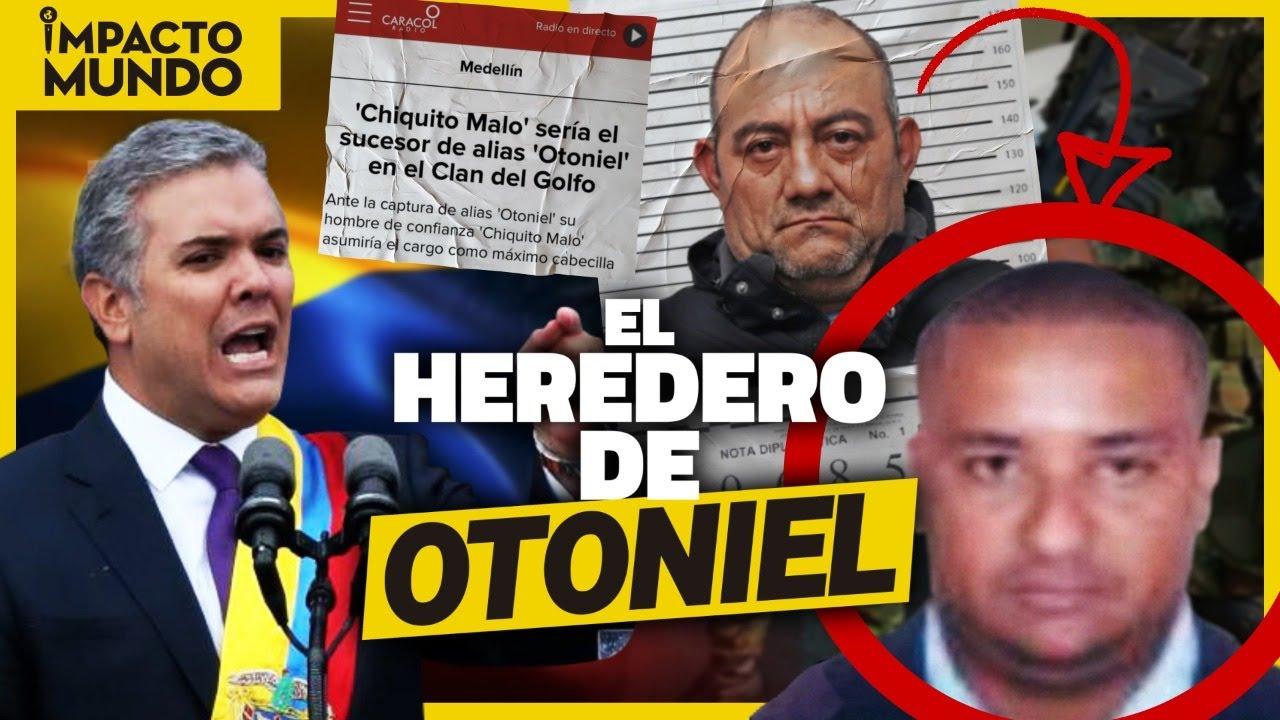 Download ALIAS CHIQUITO MALO: el SUCESOR de OTONIEL en el CLAN DEL GOLFO | Impacto Mundo