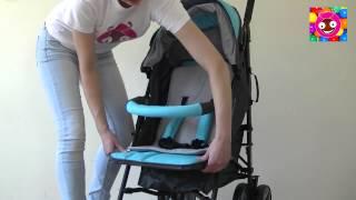 Прогулочная коляска Euro Cart Ritmo(Видео-обзор детской прогулочной коляски Euro cart Lira 3, lira 4. Производства Польша. Купить можно на сайте: http://babbie.b..., 2013-07-17T16:11:39.000Z)