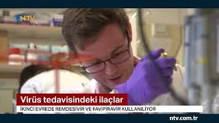 Coronavirüs tedavisinde kullanılan ilaçlar