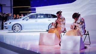 Discover the Levorg (European specs.) / 2015 Geneva International Motor Show