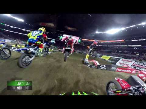 GoPro: Adam Cianciarulo Main Event 2017 Monster Energy Supercross from Minneapolis