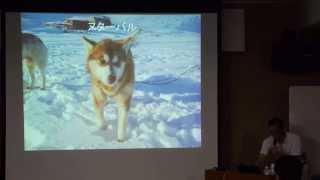 講演×対談「俺はこの道で生きる」第2部 犬ぞり北極探検家の山崎哲秀さ...