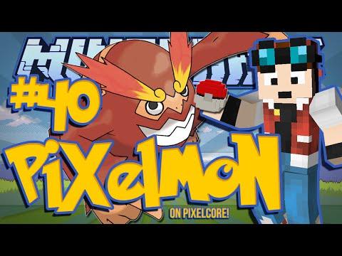 Minecraft | THE FIRE TREE | Pixelmon Mod w/DanTDM #40