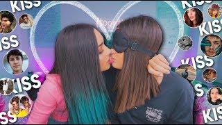 KISS CHALLENGE VERSIÓN EXTREMA (Youtubers Eligen)