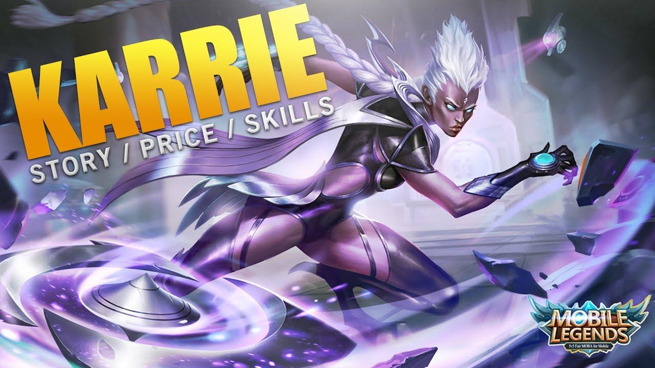 Karrie Mobile Legends