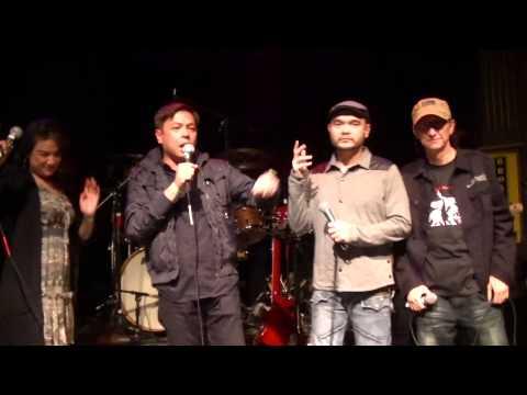 Jett Pangan of the Dawn live - Salamat