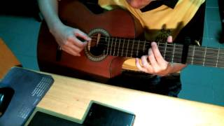 [Cover Guitar - Slow Version] Nguyện Ước Hoa Anh Đào (Negai Sakura - 願桜) - GIN