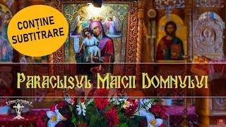 PARACLISUL MAICII DOMNULUI, Mănăstirea Crasna