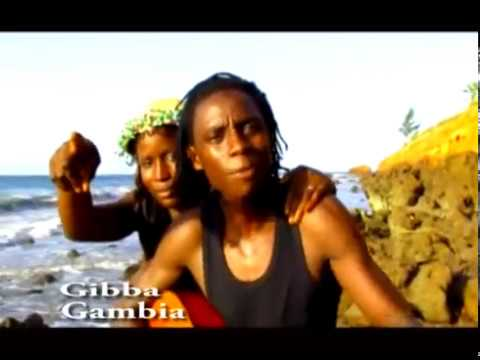 Gibba Ajamat - Welcome Back -Gambia