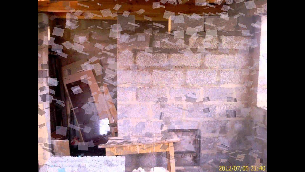 Как построить баню 3х4 своими руками видео фото 278
