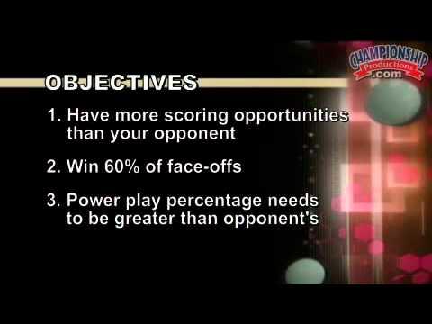 All Access Denver Hockey Practice