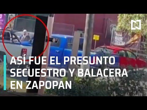 Balacera en Andares Zapopan   Secuestro en Andares Zapopan - En Punto
