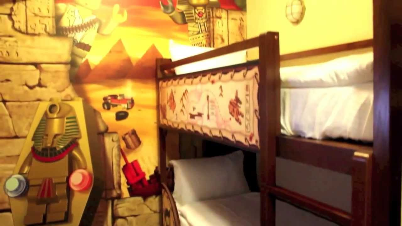Legoland Hotel Adventure Room