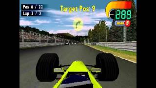 F1 World Grand Prix 2000 ... (PS1) 60fps