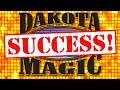 HUGE WIN on SLOT MACHINES At Dakota Magic Casino W/ SDGuy ...