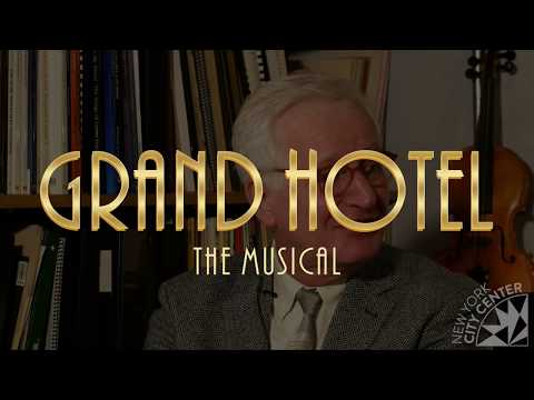Encores! at 25: Grand Hotel, The Musical